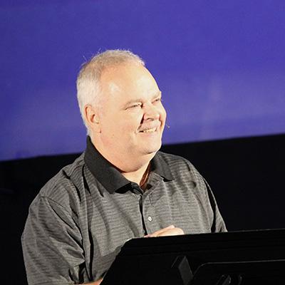 Mitch Van Rassel, Executive Pastor