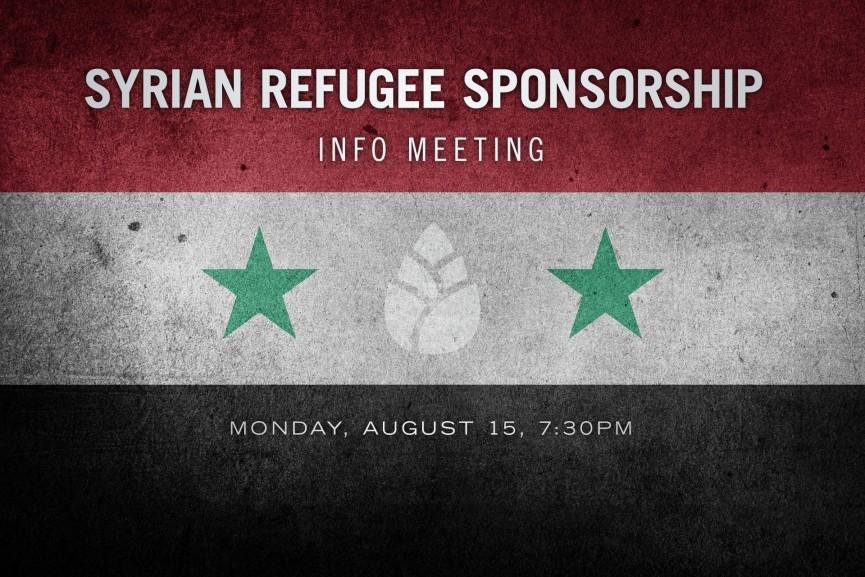 Syria Sponsorship