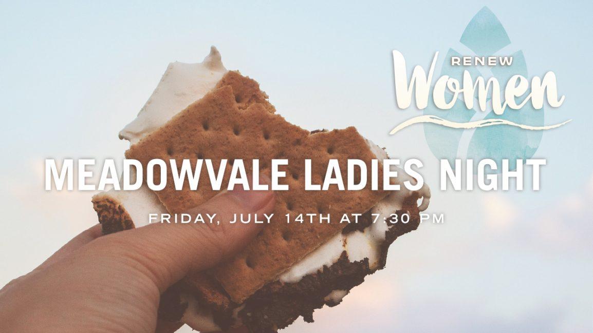 Renew Meadowvale Ladies Night