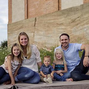 Wade & Anna Rininger, Campus Pastor