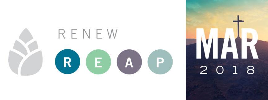 Renew March R.E.A.P. Journal