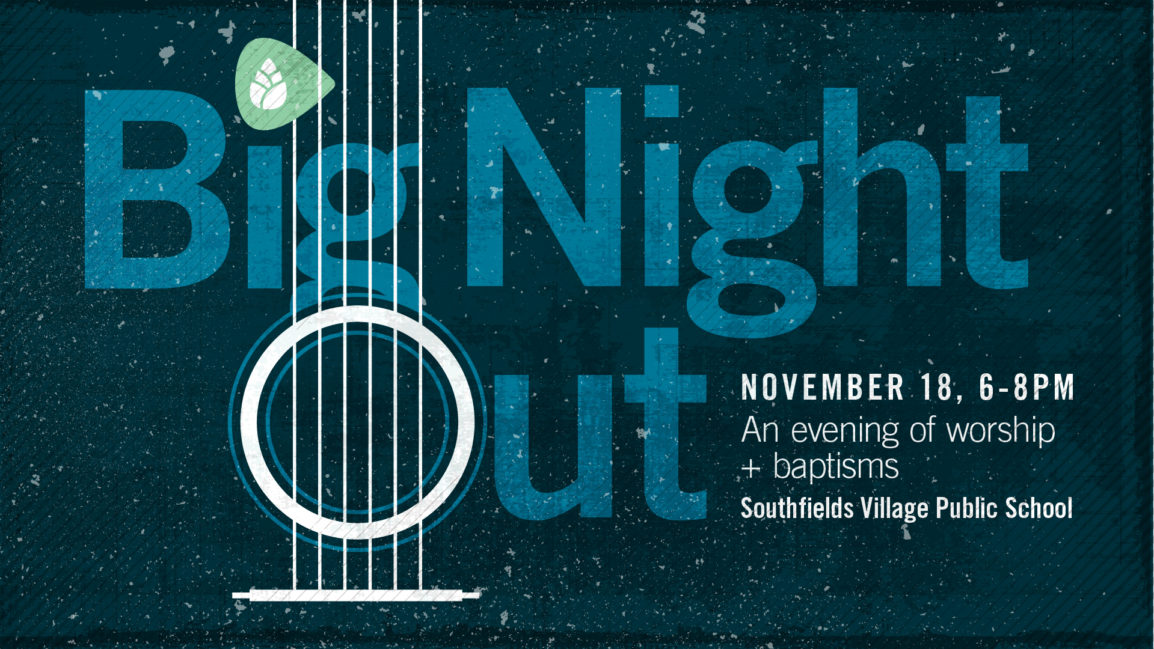 Big Night Out: An Evening of Worship