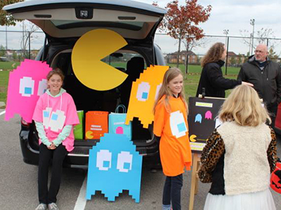 Trunk or Treat Milton