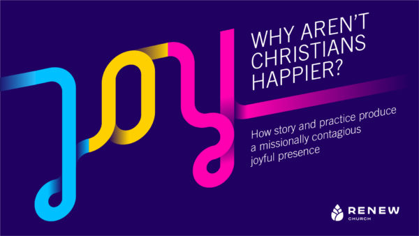 Why Aren't Christians Happier? Image